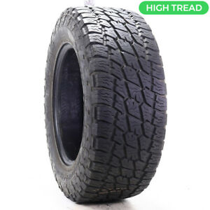 Used Lt 325 60r20 Nitto Terra Grappler All Terrain 121r 11 5 32
