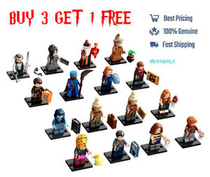 Lego Harry Potter 71028 Series 2 Minifigures Collectible Lily James Luna Ginny