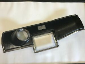 1966 1967 Chevelle Malibu Ss Gm Used Factory 4 Speed Console Shift Plate