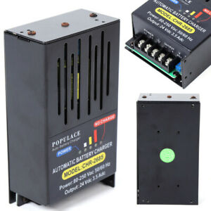 Automatic Battery Charger Chr 2685 24v 3 5a For Generator Floating Charging