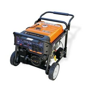 Bn Bng7500 d4 Generator 7500w Rated Power electric Start