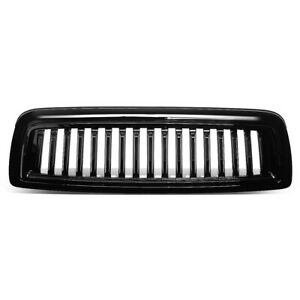 For 2009 2012 Dodge Ram 1500 Vertical Styling Front Bumper Grille Grill Glossy