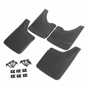 Mud Flap Guard Splash For Dodge Ram 02 09 1500 2500 W o Fender Flare Front Rear