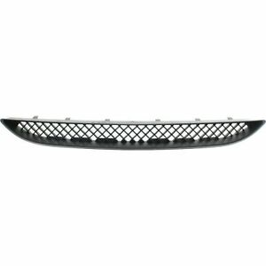 New Black Bumper Grille For 2011 2014 Chrysler 200 Ch1036118 Ships Today