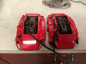 Porsche Boxter S 996 Calipers Rear Left And Right 996352421 422 28 000 Miles