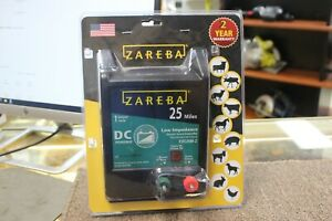 Zareba Edc25m z 25 mile Battery Low Impedance Electric Fence Charger 6226856