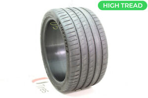 Used 305 30zr20 Michelin Pilot Sport 4 No 103y 8 5 32