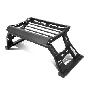 For 2004 2020 Chevy Colorado Canyon Truck Roll Bar Top Luggage Carrier Basket