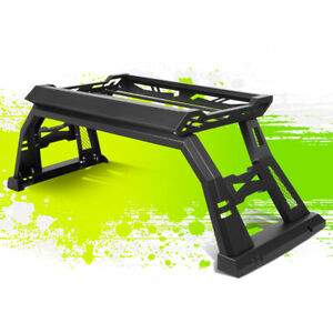 Square Style Offroad Truck Bed Roll Bar W Cargo Box For Colorado Cayon 04 20