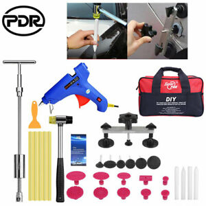 Pdr Tools Hail Ding Paintless Repair Slide Hammer T Bar Puller Bridge Removal Us