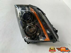 2008 2014 Cadillac Cts Halogen Right Passenger Side Headlight Lamp Oem 08 14
