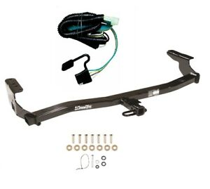 Class 2 Trailer Hitch Tow Wiring Kit For 1998 2008 Subaru Forester 1 1 4