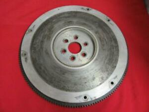 6300031 Flywheel Harvey Aluminum Schiefer Good Used Ford 6 Cyl 240 300 Engine