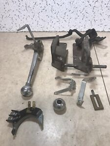 1962 Oldsmobile Starfire Console Shifter And Linkage