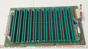 2120 Simplex 562 378 Fire Alarm Panel Motherboard