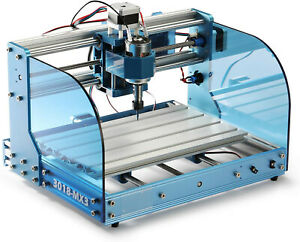 Brand New Genmitsu Cnc Router Machine 3018 mx3 Engraver With Mach3 Control