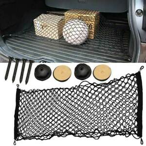 Car Suv Envelope Style Trunk Cargo Net Parts Accessories Universal