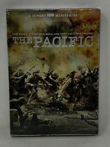 The Pacific DVD 2010 6 Disc Set NEW. Free Shipping $21.95
