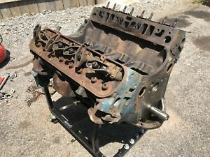 1978 W72 Pontiac Trans Am 400 Xx Engine Long Block 6x 4 Heads Virgin Motor Wc