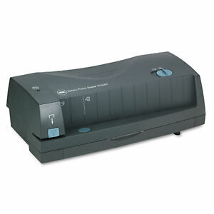 Gbc 24 sheet 3230st Electric 2 to 3 hole Adjustable Punch stapler 9 32 Holes