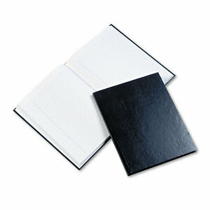 Blueline Business Notebook W blue Cover College Rule 9 1 4 X 7 1 4 192 sheet Pad