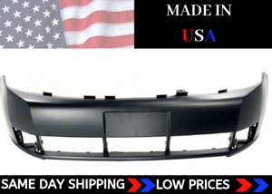 New Front Bumper Cover For 2008 2011 Ford Focus Primed Fo1000634 Ships Today