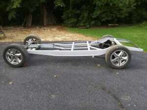 1932 Ford Chassis Hot Rod Street Rod Ss Independent Front Suspensio 4 Link Rear