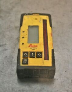 Leica Digital Rotary Laser Receiver Re160