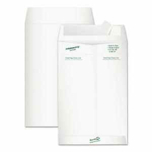 Survivor Tyvek Mailer Side Seam 6 X 9 White 20 pack R1319
