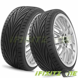 2 X New Toyo Proxes T1r 295 25r22 97y All Season Ultra High Performance Tires