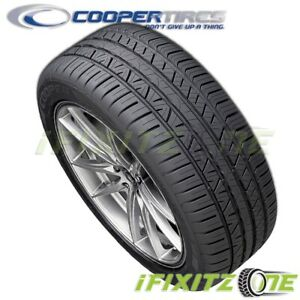 1 New Cooper Zeon Rs3 G1 High Performance 215 45r17 91w Xl M S All Season Tires