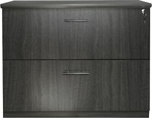 Safco Medina Lateral File Gray Steel 29 1 2 h X 36 w X 20 d Mvlflgs