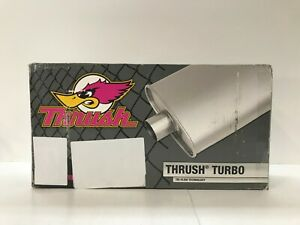 new Thrush Turbo Muffler