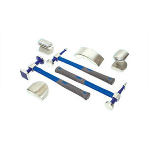 7 piece Body Hammer And Dolly Tools Set 33 278352 1