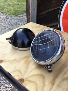 1930 1931 Model A Ford Commercial Pickup Truck Original Headlights