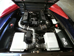 Ferrari Engine F355 Complete Computers Exhaust Intake Air Boxes Harness 18k Mile