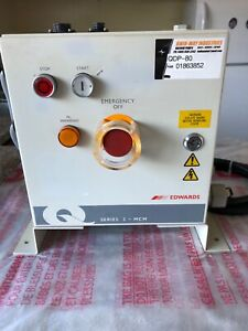 Edwards Electric Module For Vacuum Pump Qdp 80 Model Number A38201000