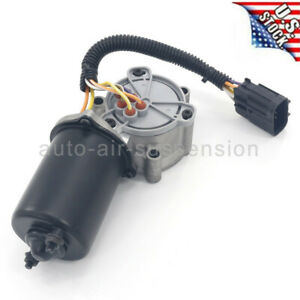 Transfer Case Shift Motor Actuator W 7 Pins For Hummer H3 H3t 2006 2010 89059688