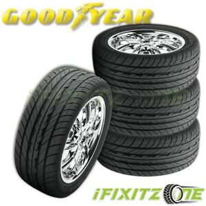 4 Goodyear Eagle F1 Gs Emt P275 40zr18 94y Ultra High Performance Summer Tires