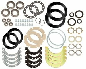 Knuckle Sandwich Fits Suzuki Samurai Front Axle Rebuild Kit 86 95 Trail Gear