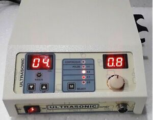 New Ultrasound Machine Pain Relief 1mhz Physiotherapy Portable Unit 1