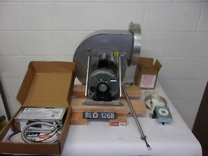 New Other T Jernlund Products Power Venter Hs5 1 Hp Century Motor blo1268