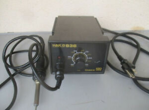 Hakko 936 Hot Air Tested Working Good F s