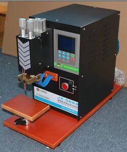 10kva Microcomputer High Frequency Inverse Pneumatic Battery Spot Welder 220v