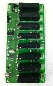 Numato Lab 8 Channel Usb Solid State Relay Module