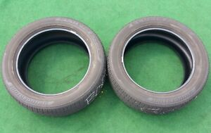 265 50r20 Bridgestone Ecopia H L 422 Plus Tires 265 50r 20 Pair 2 Two 45 Tread