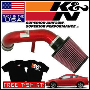 K N Typhoon Fipk Cold Air Intake System Fits 2002 2006 Acura Rsx 2 0l L4
