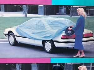 Large Full Size Car Cover Water Dust Uv Dirt Proof All Weather Protection Coil