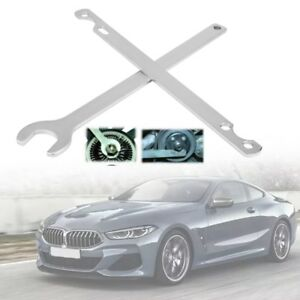 32mm Fan Clutch Nut Wrench And Water Pump Holder Tool Kit Removal For Bmw M10