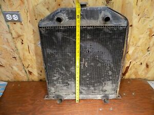1932 1933 Ford Flathead V8 Radiator Car Truck Commercial Pickup Rat Rod Coupe 34